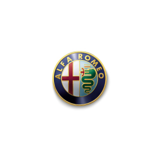 Alfa Romeo Logo - Obrázkek zdarma pro 320x320