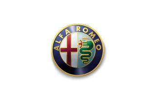 Alfa Romeo Logo - Obrázkek zdarma pro 800x480