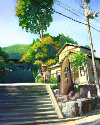 Kyoto, Japan - Obrázkek zdarma pro Nokia Asha 501