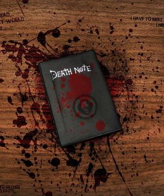 Death Note - Obrázkek zdarma pro 132x176