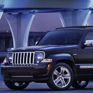 Jeep Liberty Sport - Obrázkek zdarma pro 1024x1024