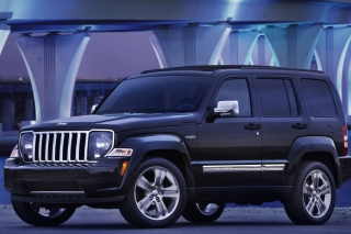 Free Jeep Liberty Sport Picture for Android, iPhone and iPad