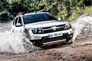 Dacia Duster - Obrázkek zdarma pro 480x320