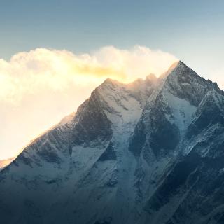 Everest in Nepal - Obrázkek zdarma pro 208x208
