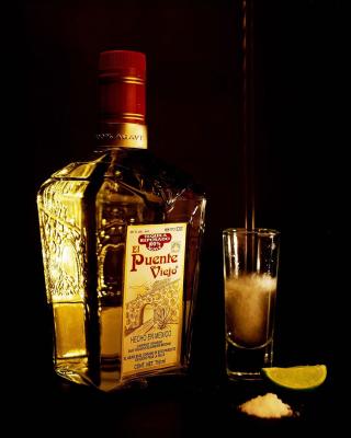 El puente Viejo Tequila with Salt - Obrázkek zdarma pro 750x1334
