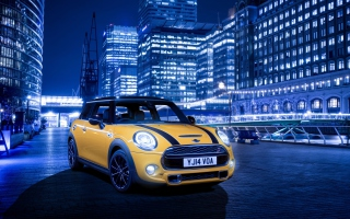 Free Mini Cooper S 2014 Picture for Android, iPhone and iPad