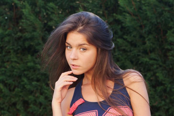 Natalia Russian Girl wallpaper