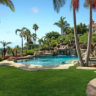 Newport Beach, California - Obrázkek zdarma pro iPad Air