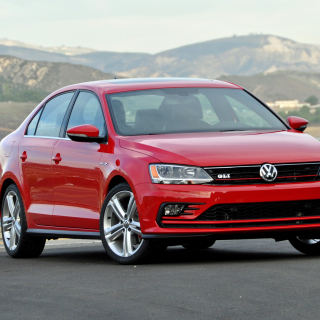 Volkswagen Jetta - Obrázkek zdarma pro iPad