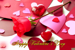 Happy Valentines Wallpaper for Android, iPhone and iPad
