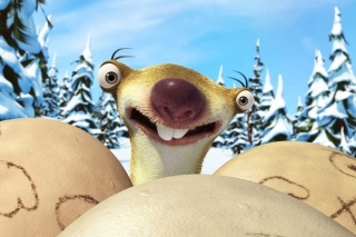 Sid From Ice Age Background for Android, iPhone and iPad