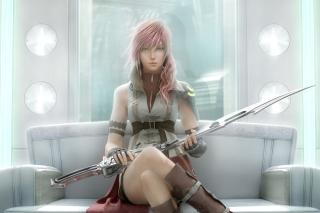 Final Fantasy Xiii - Obrázkek zdarma pro 1366x768