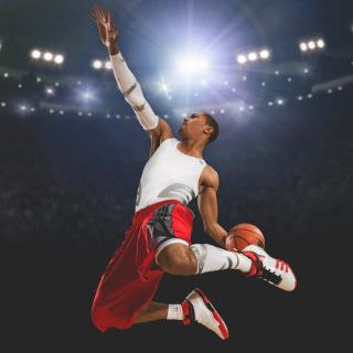 Derrick Rose - Obrázkek zdarma pro iPad
