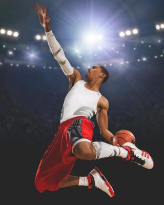 Derrick Rose - Obrázkek zdarma pro Nokia Asha 501