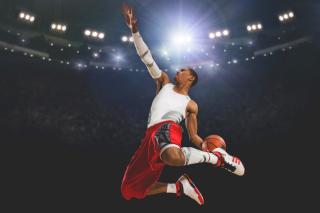 Derrick Rose - Obrázkek zdarma pro Samsung Galaxy Tab 3