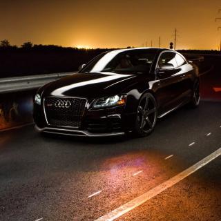 Audi RS5 - Obrázkek zdarma pro 320x320