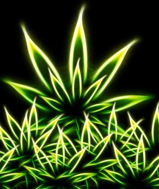 Marijuana - Obrázkek zdarma pro Nokia Asha 308