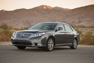 Free Toyota Avalon Picture for Android, iPhone and iPad