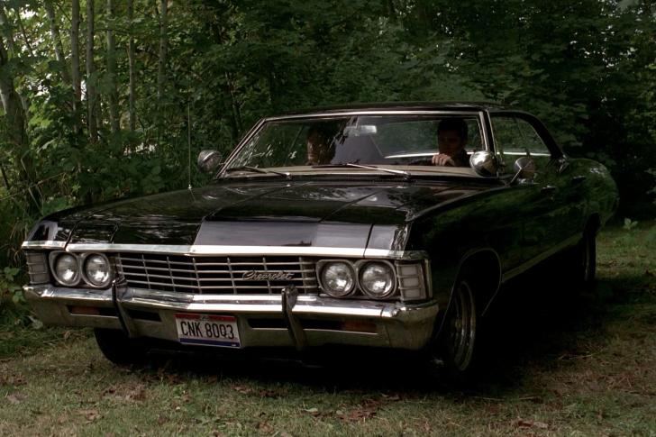1967 Chevrolet Impala wallpaper