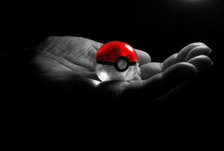 Pokeball Background for Android, iPhone and iPad