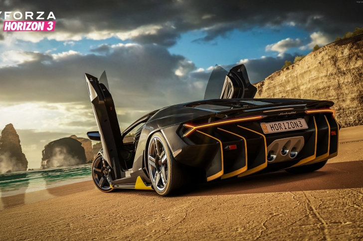 Forza Horizon 3 Racing Game wallpaper