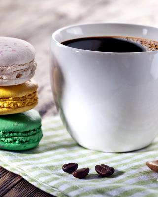 Coffee and macaroon - Obrázkek zdarma pro Nokia C2-00