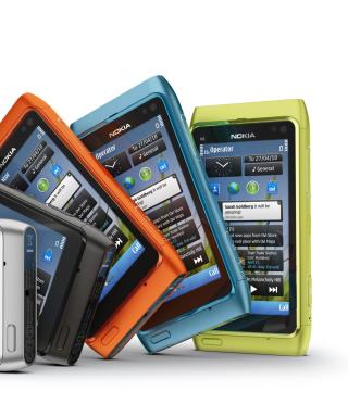 Nokia N8 - Obrázkek zdarma pro iPhone 6