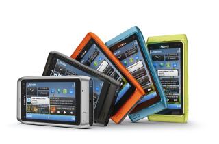 Nokia N8 - Obrázkek zdarma pro Desktop Netbook 1366x768 HD