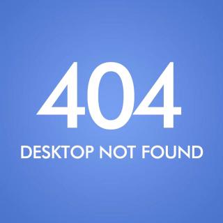 404 Desktop Not Found - Obrázkek zdarma pro 128x128