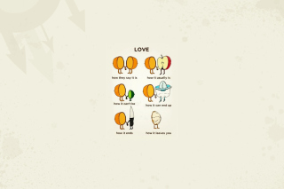 Love How It Ends Wallpaper for Android, iPhone and iPad