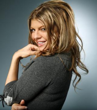 Fergie - Obrázkek zdarma pro Nokia X7