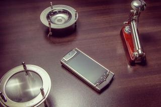 Vertu Phone - Obrázkek zdarma pro Samsung Galaxy Note 2 N7100