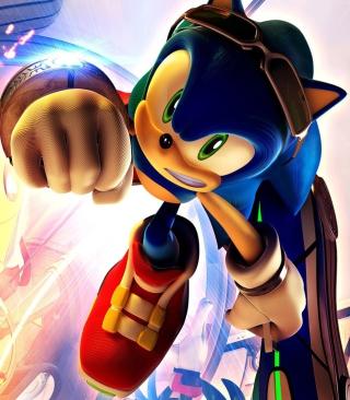 Super Sonic - Obrázkek zdarma pro 1080x1920