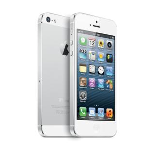 New White iPhone 5 - Obrázkek zdarma pro 1024x1024