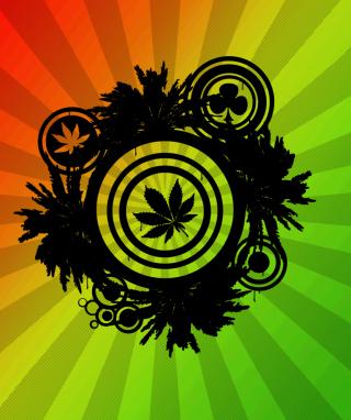 Marijuana - Obrázkek zdarma pro Nokia C1-00
