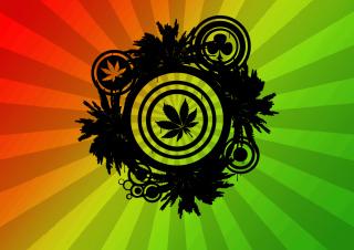 Marijuana - Obrázkek zdarma pro HTC One