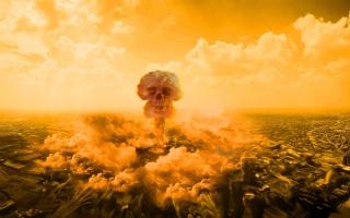 Nuclear War Explosion sfondi gratuiti per cellulari Android, iPhone, iPad e desktop