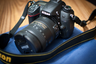 Nikon D7000 Wallpaper for Android, iPhone and iPad