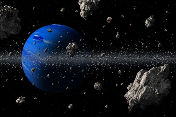 Blue planet fondos de pantalla gratis for Sfondi hd spazio