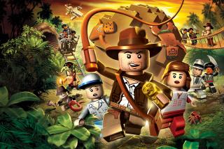 Lego Indiana Jones - Obrázkek zdarma pro Fullscreen 1152x864