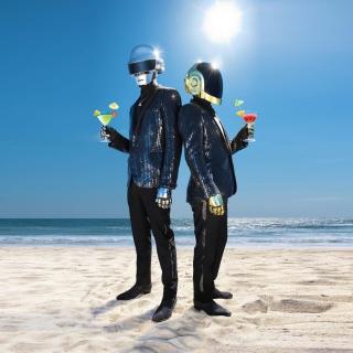 Daft Punk - Obrázkek zdarma pro 208x208