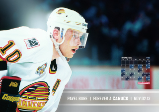 Pavel Bure Background for Android, iPhone and iPad