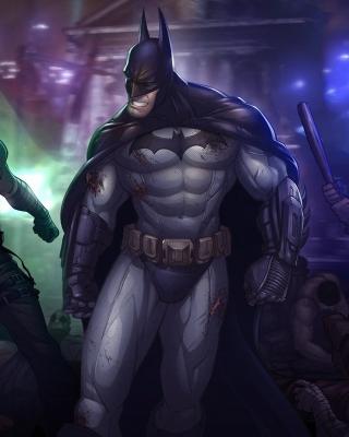 Batman, Arkham City - Obrázkek zdarma pro iPhone 5