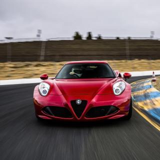 Alfa Romeo 4C - Obrázkek zdarma pro 320x320