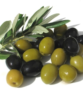 Olives - Obrázkek zdarma pro Nokia C1-01