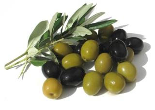 Olives Background for Android, iPhone and iPad