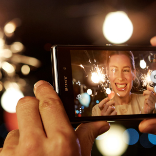 Sony Xperia Z1 - Obrázkek zdarma pro iPad 3
