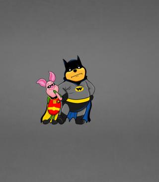 Batman And Robin - Obrázkek zdarma pro Nokia C2-06