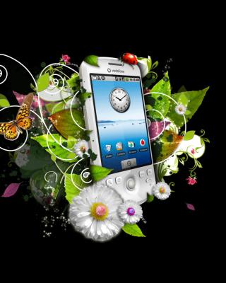 Htc Wallpaper - Obrázkek zdarma pro Nokia C5-03