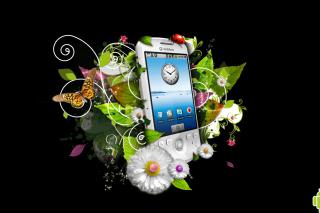 Htc Wallpaper - Obrázkek zdarma pro Samsung Galaxy S6 Active